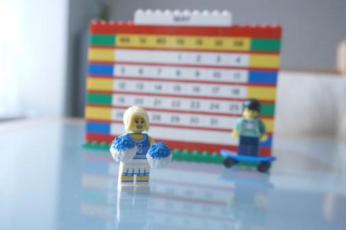 Lundi 5 mai : Mes Lego
