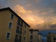 Mercredi 14 mai : magnifique ciel !