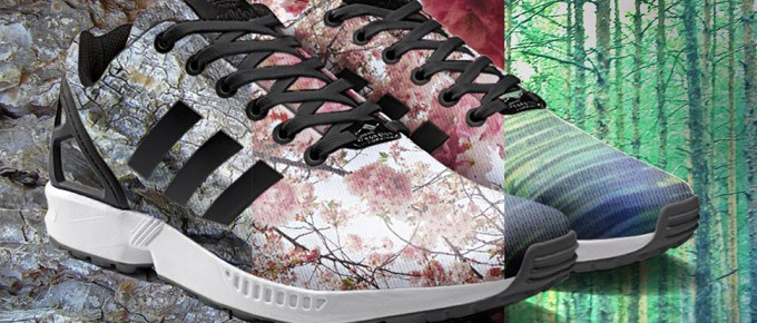 Customisez vos sneakers Adidas avec une photo Instagram