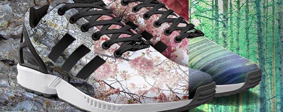 Customisez vos sneakers Adidas avec une photo Instagram