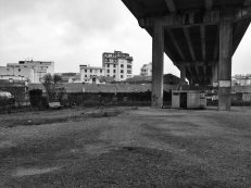 Jeudi 22 janvier 2015 : terrain vague