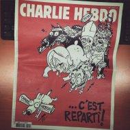 Mercredi 25 février : Charlie revient !