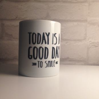 Lundi 2 mars : Today is a good day to smile