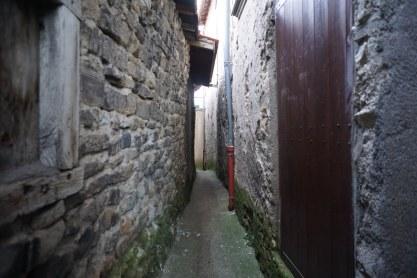 Samedi 18 avril 2015 : la plus petite rue de Cournon !