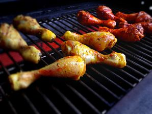 Vendredi 1er mai 2015 : BBQ