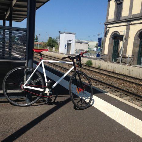 J'ai retrouvé mon vélo