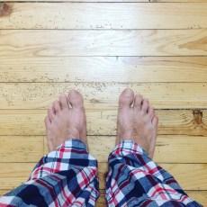 Challenge #29jours : 25 - Sous mes pieds