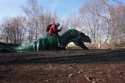 Domptage de dinosaure