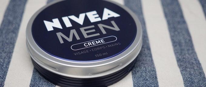 Test de la crème Nivea Men pour le visage, corps et mains
