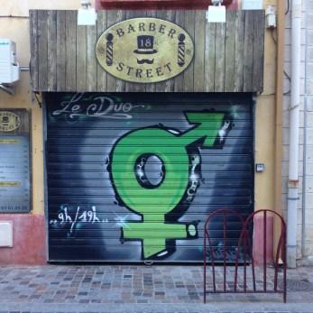 Un Barber Shop dans le centre de Pérols