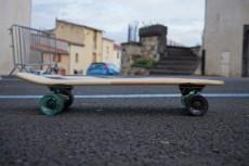 Mon nouveau skate Globe