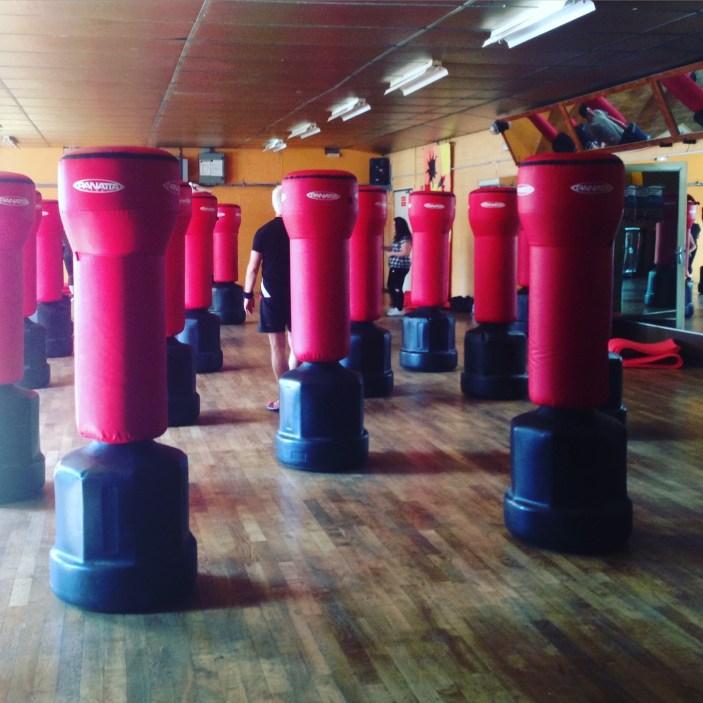 Dernier cours de Fitboxing