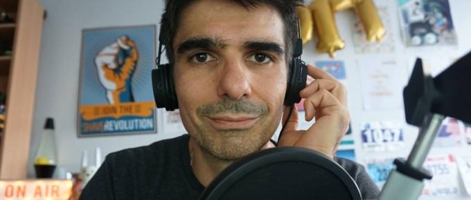 Ma rentrée podcastique