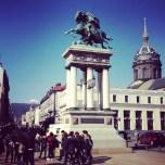Vendredi 15 mars : Place de Jaude