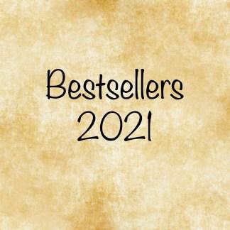Bestsellers 2021