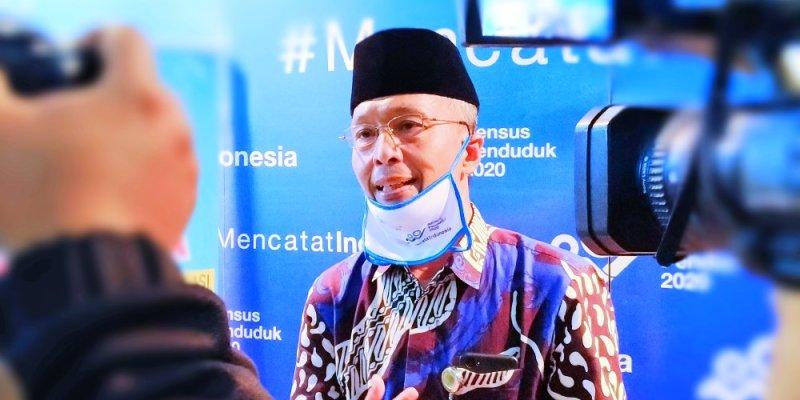 TW I/2021, BPS Catat Ekonomi Riau Tumbuh Mendekati 0,41%