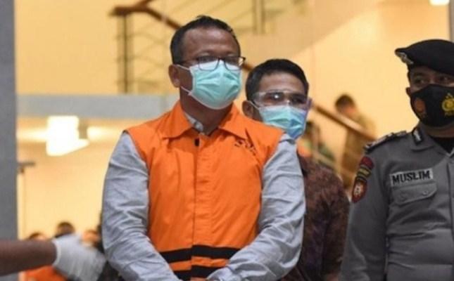 Dijatuhi 5 Tahun Penjara Edhy Prabowo Ajukan Banding