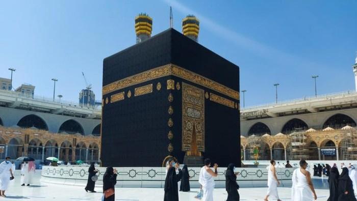 Usai Haji, Arab Saudi Sterilkan Kota Mekkah