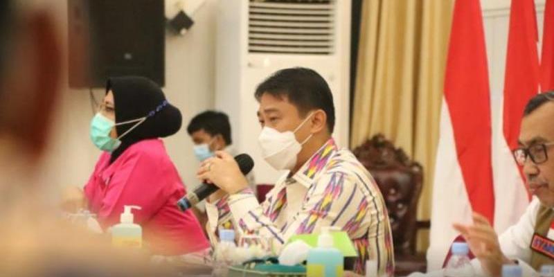 DPRD Dukung Upaya Pemprov Jaga Ketersediaan Oksigen di Riau Selama Pandemi Covid-19