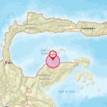 Gempa 5,9 Magnitudo Guncang Sulawesi Tengah Pagi Ini
