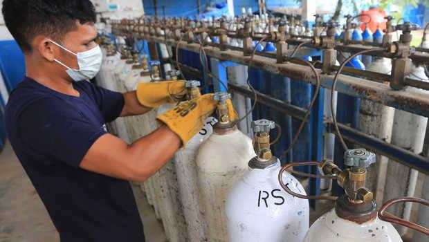 Rumah Sakit di Padang Kekurangan Oksigen, Riau Siap Bantu