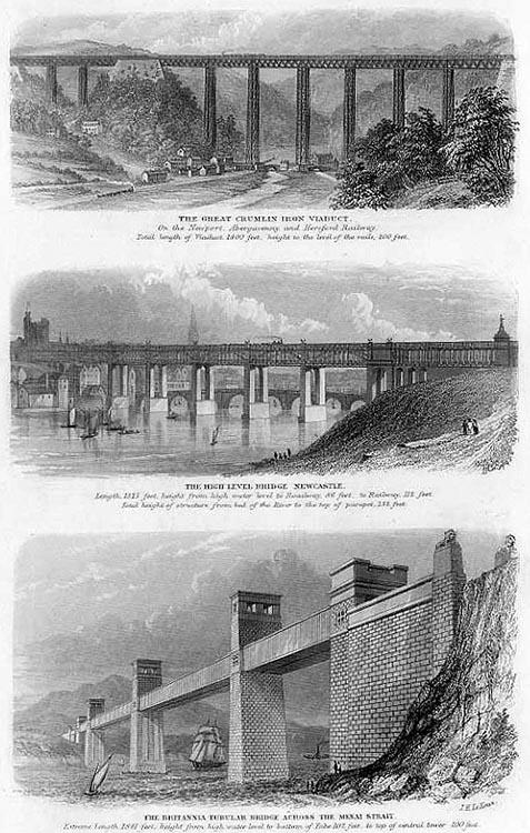 sw-Stich: Brückenkonstruktionen
