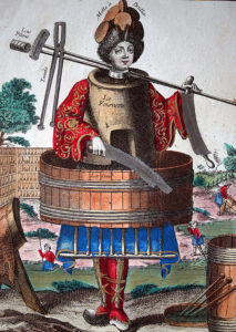 Frankreich 1695 [Nicolas de Larmessin]