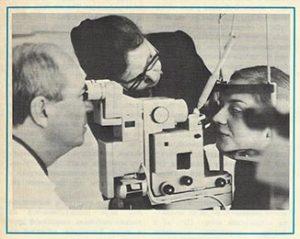 Augenoptiker, Augenoptik