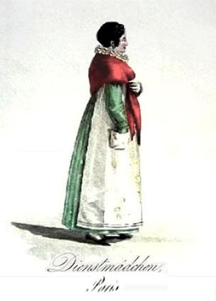 Pariser Dienstmädchen
