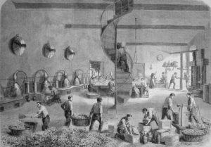 Parfümfabrik