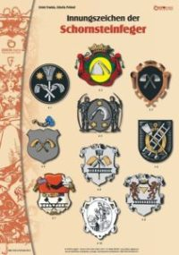 Innungszeichen, Zunftwappen, Schornsteinfeger