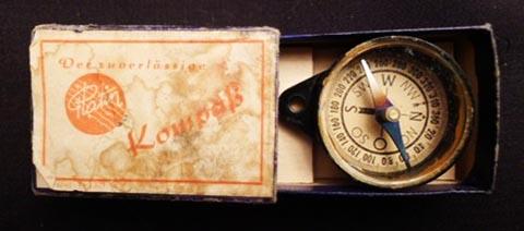 kleiner Reisekompass