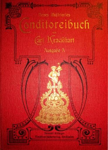 Konditoreibuch: Cover