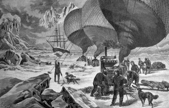 Nordpol, Admiral Cheyne, 1880, Polarfoscher, Expedition