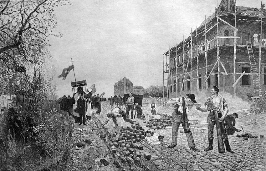 sw: Straßenbau und Hausbau