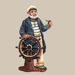 Der Schiffskapitän
