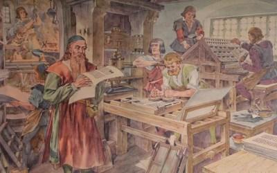 Der Buchdrucker