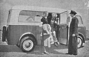 Fahrer, Chaffeur, Kleinbus, Fahrgäste, Transport