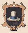 altes Zunftzeichen Hutmacher