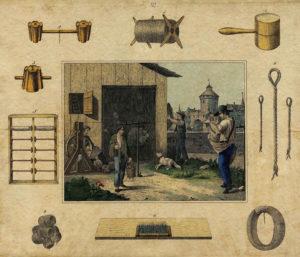 Seiler, Beruf, Handwerk