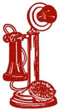 Telefonapparat, Telefon