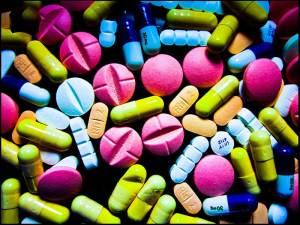 Apotheker, Drogen, Tabletten, Pillen, Sulamith Sallmann