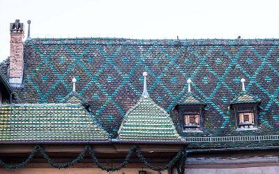 Der Dachdecker