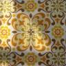 Tapete, Vintage, 70er Jahre, floral