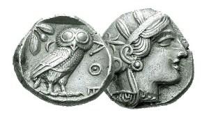 Silberschmied, Münze, Griechenland