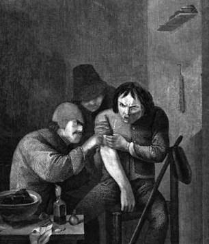 Arzt, Patient, Behandlung