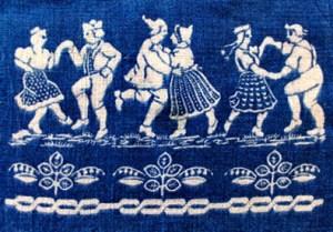 Blaufärber, Blaudrucker, Textilkunst