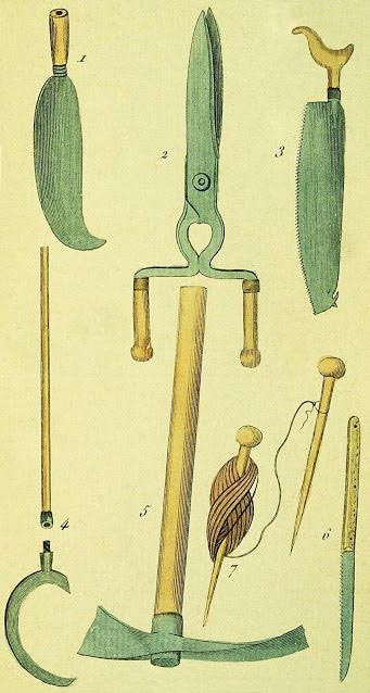 Gartenwerkzeuge, Werkzeuge, gärtnern