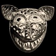Maskenmacher, Tiermaske, Sri Lanka
