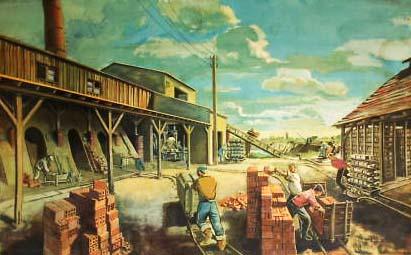 Ziegeleiarbeiter